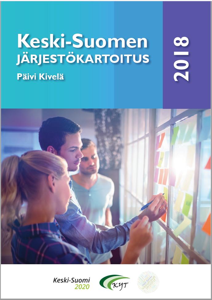 Keski-Suomen järjestökartoitus julkaistu!