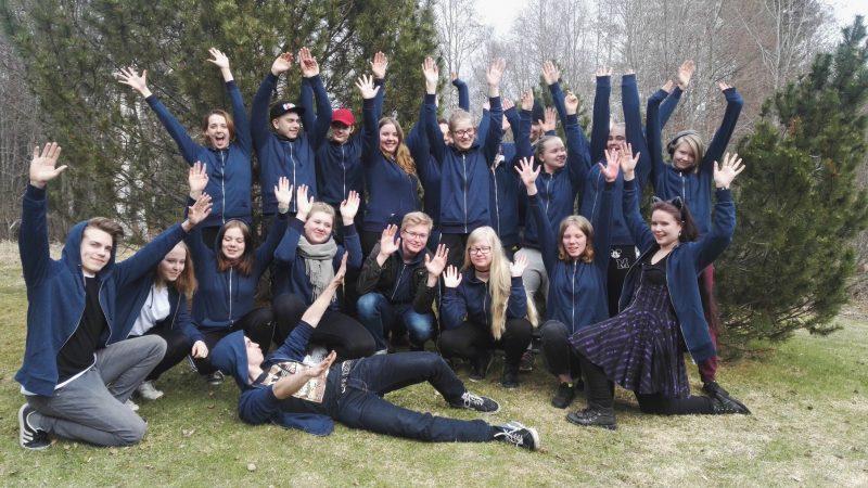 Nuorista energiaa! Nuorten Keski-Suomi ry:ssä nuoret tekevät ja aikuiset tukevat
