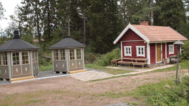 Pappilan sauna