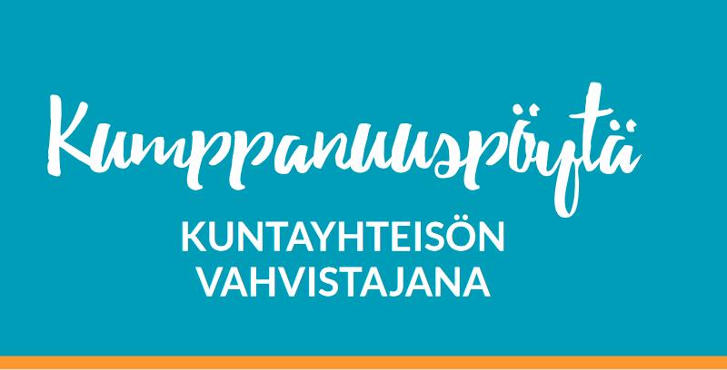 Kehitytään kimpassa -hankkeen loppujulkaisu Kumppanuuspöytä -kuntayhteisön vahvistajana nyt luettavissa verkossa