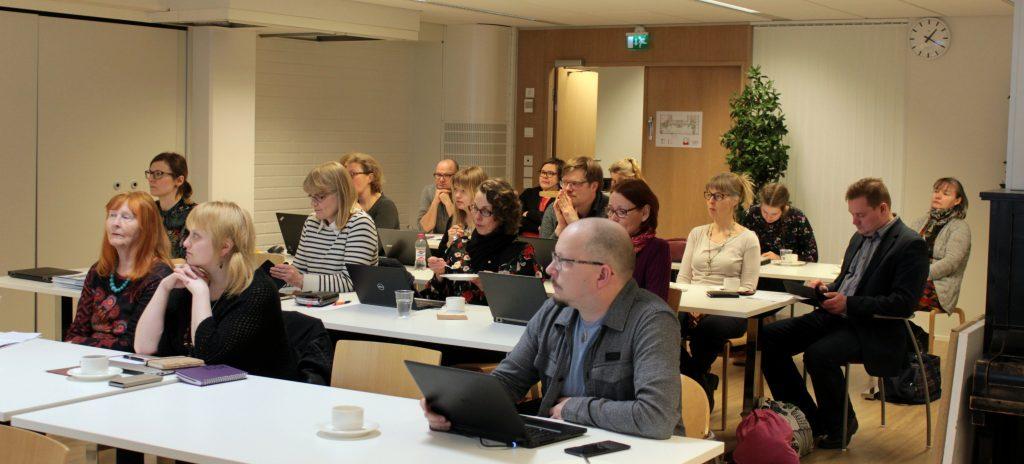 Keski-Suomessa järjestöjen ja maakunnan vuoropuhelu jatkossakin kumppanuuteen perustuvaa