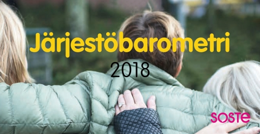Järjestöbarometri 2018