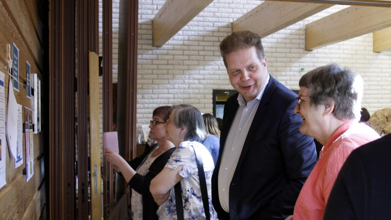 Keski-Suomen malli innostaa kunnat ja järjestöt yhteistyön kehittämiseen
