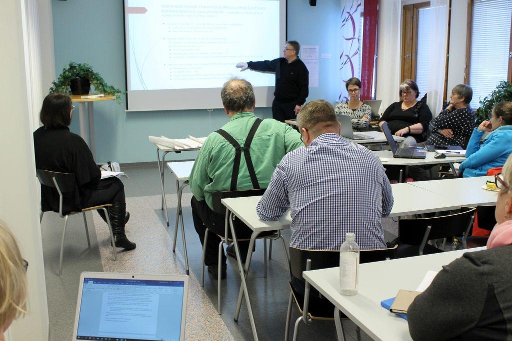 Keski-Suomen vammaisjärjestöjen verkostoituminen vauhtiin 26.8!