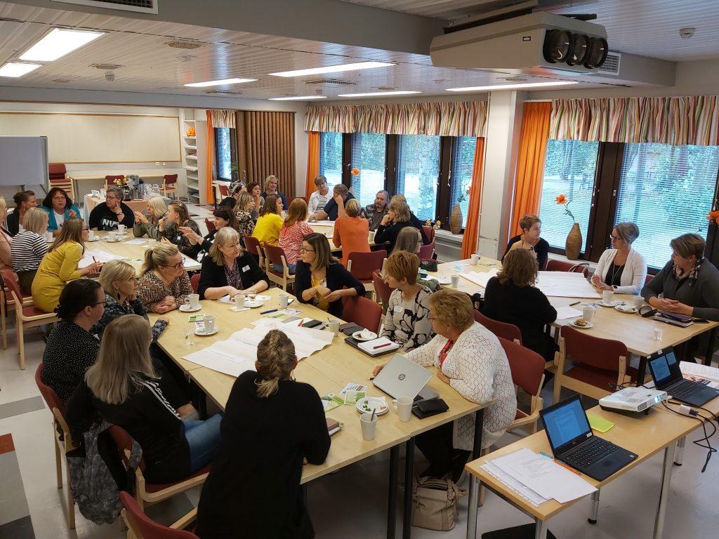 Kevään 2020 maksuttomia järjestökoulutuksia Keski-Suomessa