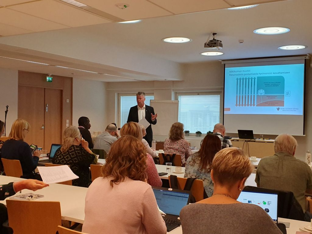 Nyt on Keski-Suomen järjestöstrategian aika!