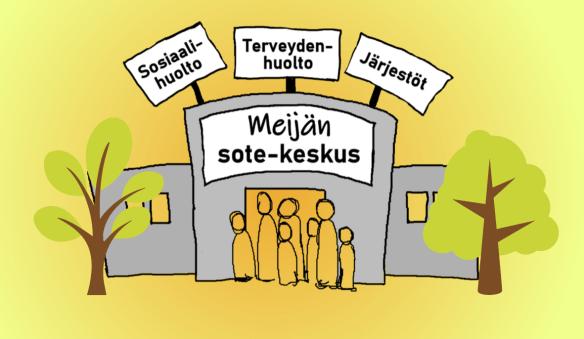 KYT & KOSKE: Keski-Suomeen Meijän sote-keskus